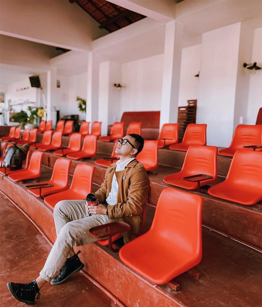 Lãng mạn với quán cà phê rạp hát được giới trẻ mê mẩn check-in ở Đà Lạt-3