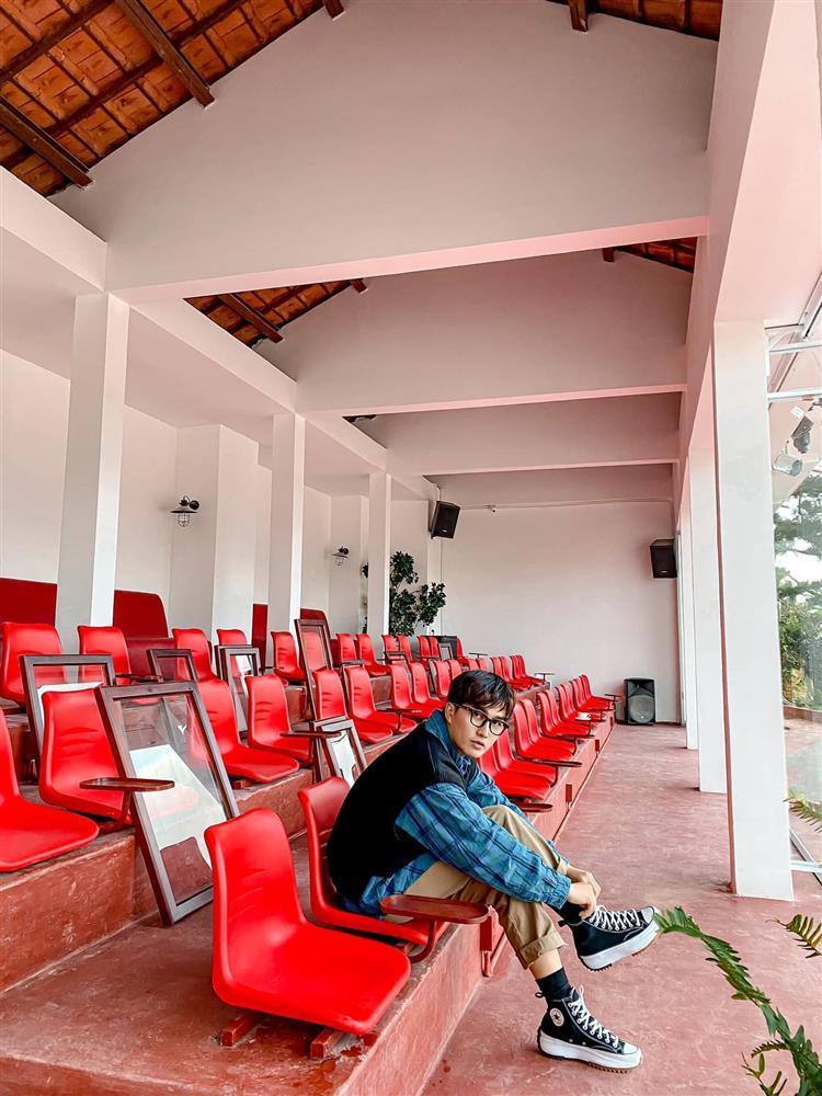 Lãng mạn với quán cà phê rạp hát được giới trẻ mê mẩn check-in ở Đà Lạt-5