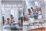 Hà Hồ - Kim Lý tung ảnh khoe body đẹp đến u mê-9