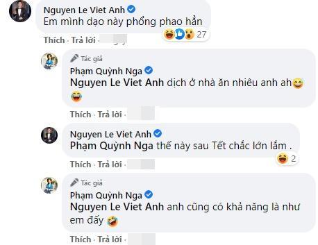 Quỳnh Nga xoạc chân trên không, Việt Anh comment đỏ mặt-7