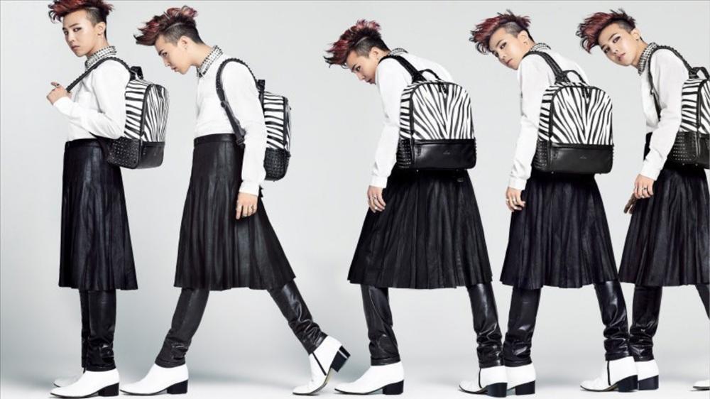 2 bạn trai siêu hot của Jennie (BLACKPINK): Nghiện style unisex, thích mặc váy bà thím-10
