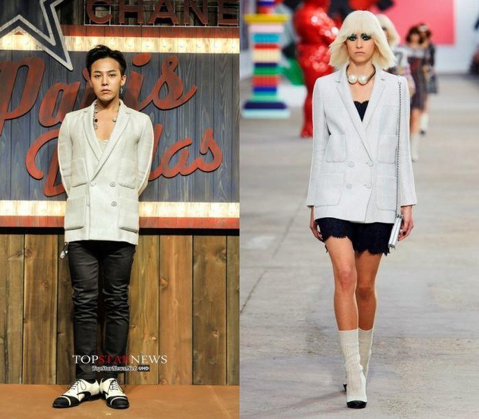 2 bạn trai siêu hot của Jennie (BLACKPINK): Nghiện style unisex, thích mặc váy bà thím-4