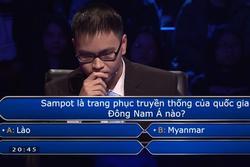 Danh tính người chơi lọt top tìm kiếm nhiều nhất Google khi tham gia Ai Là Triệu Phú
