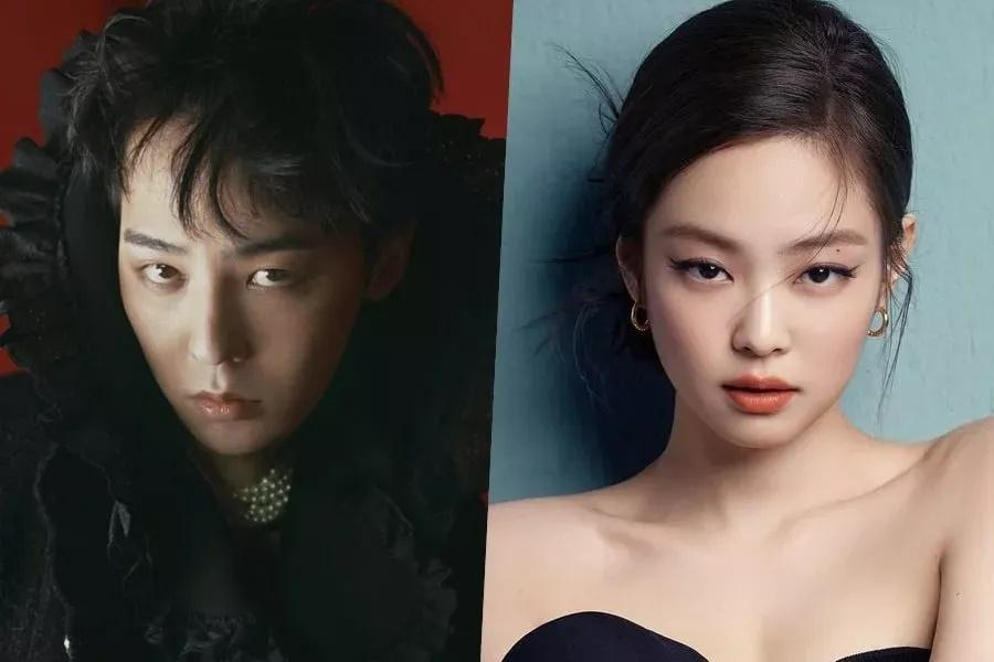 Vì sao YG không chịu xác nhận G-Dragon và Jennie hẹn hò?-1