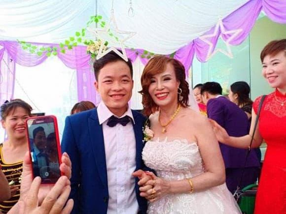 Diện mạo mới toanh của cô dâu 64 tuổi sau nửa năm dao kéo-5