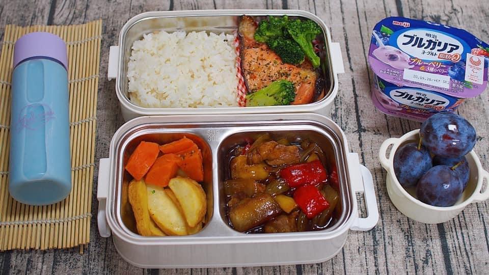 Vợ 8X ở Nhật dậy từ 6h nấu cơm hộp cho chồng, bữa nào cũng ngon mà chẳng hề lặp món-4