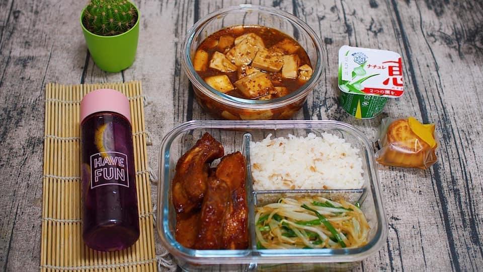 Vợ 8X ở Nhật dậy từ 6h nấu cơm hộp cho chồng, bữa nào cũng ngon mà chẳng hề lặp món-6