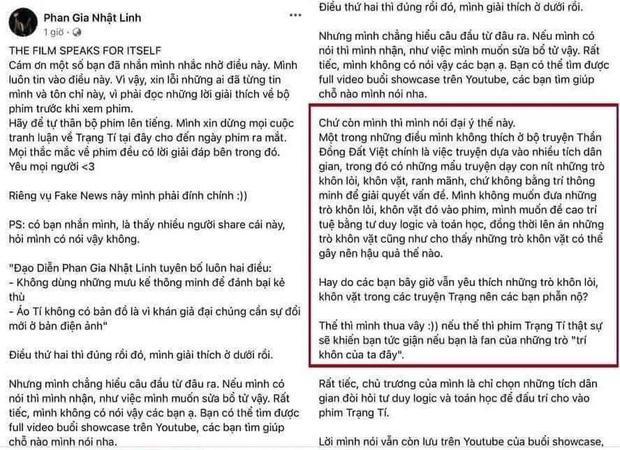 Đạo diễn Trạng Tí lại vạ miệng cà khịa bom tấn Justice League khiến netizen Việt đòi tẩy chay-8