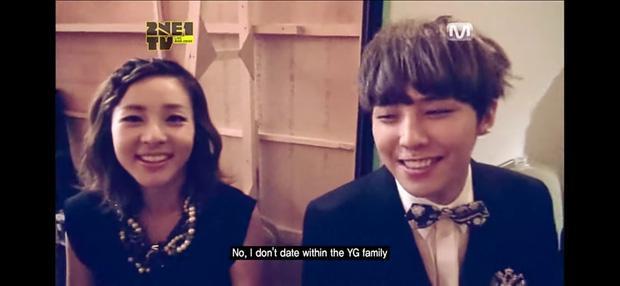G-Dragon tự dập lại lời của chính mình khi hẹn hò Jennie (BLACKPINK)?-1