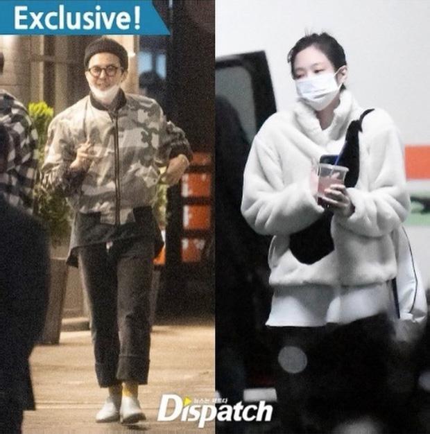 G-Dragon tự dập lại lời của chính mình khi hẹn hò Jennie (BLACKPINK)?-3