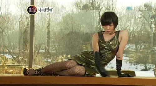 Fan lầy lội chế chuyện tình G-Dragon và Jennie bằng cảnh phim Secret Garden-5