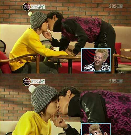 Fan lầy lội chế chuyện tình G-Dragon và Jennie bằng cảnh phim Secret Garden-6