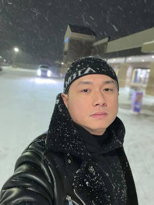 Hàn Thái Tú tháo chạy trong bão tuyết-1