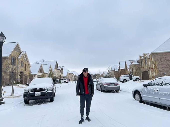 Hàn Thái Tú tháo chạy trong bão tuyết-2