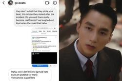 Lan truyền tin nhắn tác giả beat gốc tố ekip Sơn Tùng chưa xin lỗi