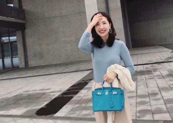 Nhan sắc rạng rỡ của vợ chủ tịch Taobao hậu lùm xùm ly hôn-2
