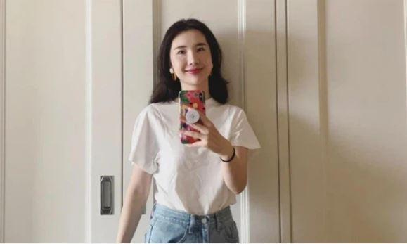 Nhan sắc rạng rỡ của vợ chủ tịch Taobao hậu lùm xùm ly hôn-4