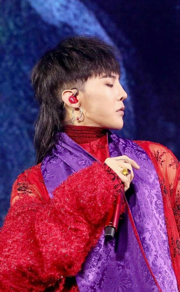 G-Dragon và Jennie là ông hoàng bà chúa của những kiểu tóc dị thường-4