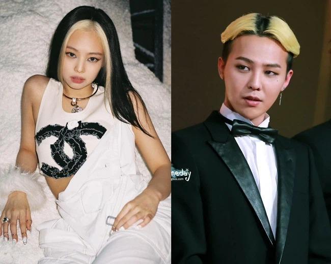 G-Dragon và Jennie là ông hoàng bà chúa của những kiểu tóc dị thường-13