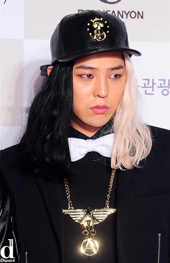 G-Dragon và Jennie là ông hoàng bà chúa của những kiểu tóc dị thường-7