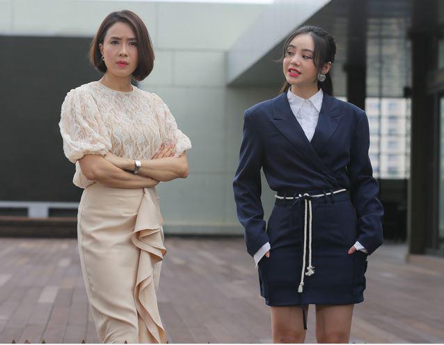 Thời trang gợi cảm của Quỳnh Kool - tiểu thư bị ghét nhất Hướng Dương Ngược Nắng-5