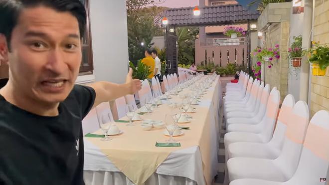 Huy Khánh quay cận cảnh biệt thự 50 tỷ của Mạc Văn Khoa-1