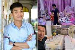 Huy Khánh quay cận cảnh biệt thự 50 tỷ của Mạc Văn Khoa