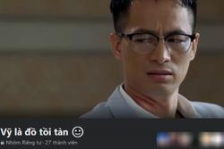 Xuất hiện group antifan Vỹ 'Hướng Dương Ngược Nắng' trên mạng xã hội