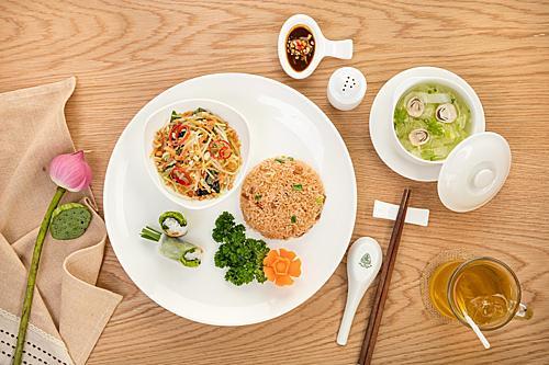 Ngày Rằm tháng Giêng thanh tịnh với 3 nhà hàng chay được người Sài Gòn yêu thích-7