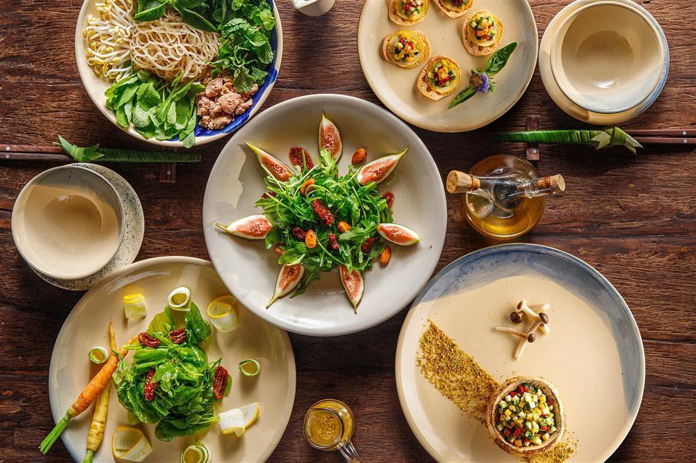 Ngày Rằm tháng Giêng thanh tịnh với 3 nhà hàng chay được người Sài Gòn yêu thích-6