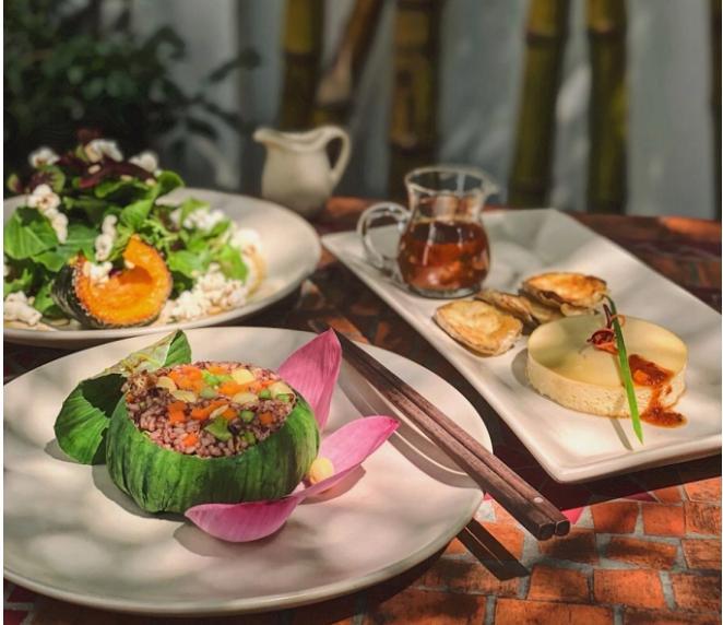 Ngày Rằm tháng Giêng thanh tịnh với 3 nhà hàng chay được người Sài Gòn yêu thích-8
