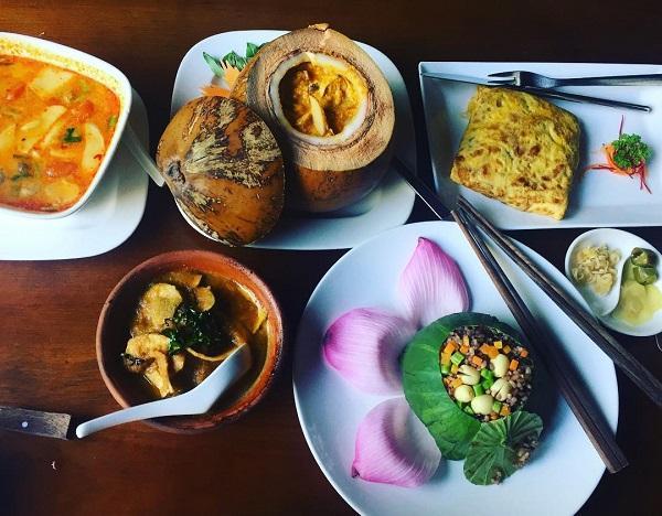 Ngày Rằm tháng Giêng thanh tịnh với 3 nhà hàng chay được người Sài Gòn yêu thích-9