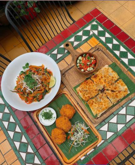 Ngày Rằm tháng Giêng thanh tịnh với 3 nhà hàng chay được người Sài Gòn yêu thích-12