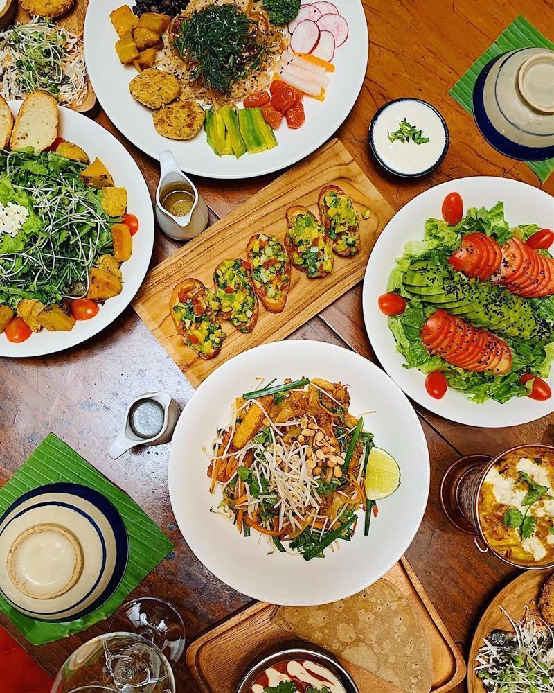 Ngày Rằm tháng Giêng thanh tịnh với 3 nhà hàng chay được người Sài Gòn yêu thích-11