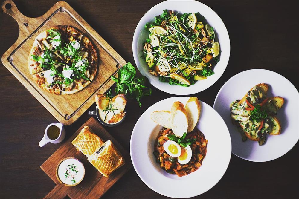 Ngày Rằm tháng Giêng thanh tịnh với 3 nhà hàng chay được người Sài Gòn yêu thích-13