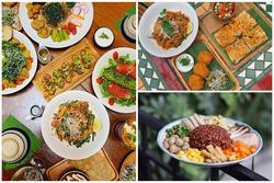 Ngày Rằm tháng Giêng thanh tịnh với 3 nhà hàng chay được người Sài Gòn yêu thích