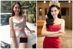 Diễm My 9X, Hồ Ngọc Hà lộ bụng lùm lùm vì chọn sai váy-13