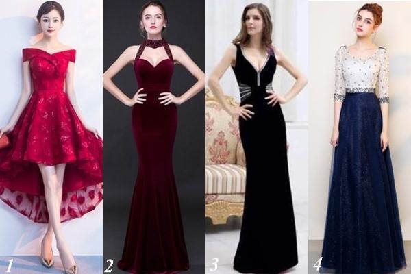 Chọn một chiếc váy để biết vận số ngập tràn may mắn hay đầy rẫy rủi ro-1
