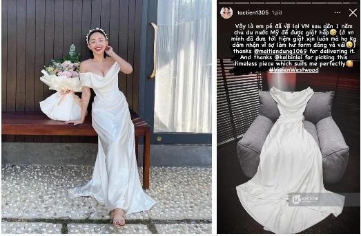Chuyện Tóc Tiên gửi váy sang Mỹ giặt: Hóa ra có dịch vụ giặt là mức phí tới nửa tỷ-1
