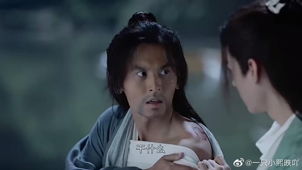 Hút máu độc trong phim Hoa ngữ: cảnh như phim đam mỹ, cảnh bị nhà đài cắt thẳng tay-3
