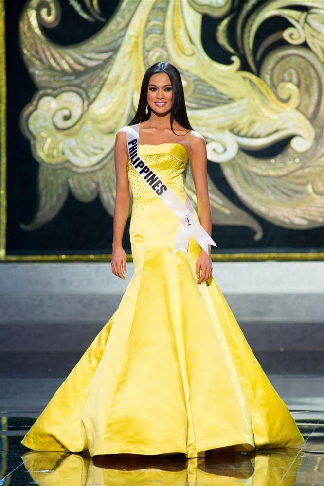 Thập kỷ làm mưa làm gió của Philippines tại Hoa hậu Hoàn vũ-5