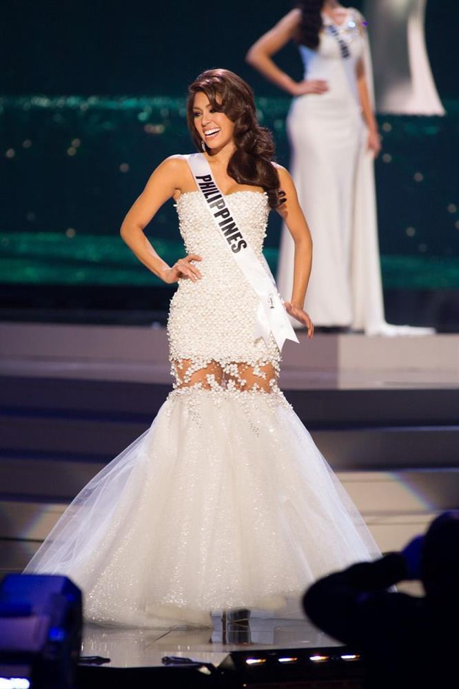Thập kỷ làm mưa làm gió của Philippines tại Hoa hậu Hoàn vũ-6