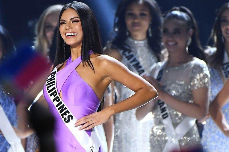 Thập kỷ làm mưa làm gió của Philippines tại Hoa hậu Hoàn vũ-11