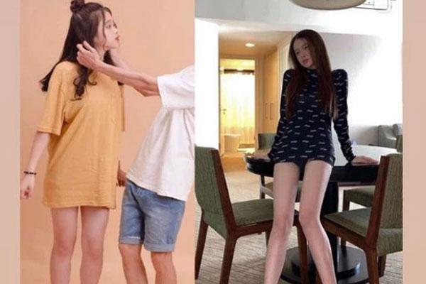 Linh Ka khoe giảm còn 39kg, dân mạng sốc nặng khi nhìn xuống đôi chân