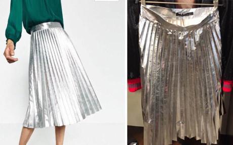 Đặt váy ngủ sexy, cô gái nhận về sản phẩm y chang tạp dề ngoại cỡ-8