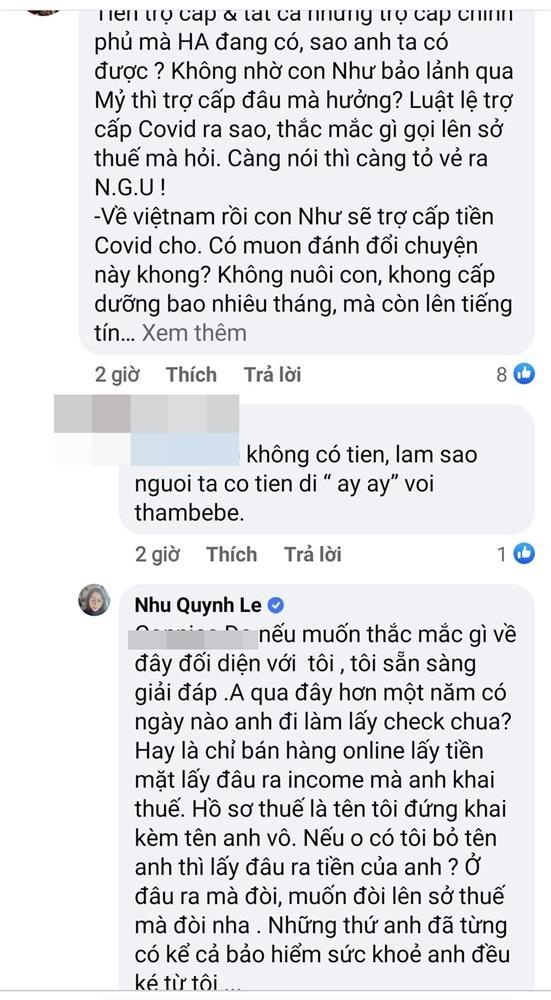 Hoàng Anh tố vợ cũ ăn chặn trợ cấp Covid-19, Quỳnh Như viết văn tế chồng-4