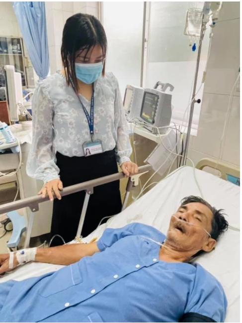 Thiếu tá Thương Tín lẫy lừng và tuổi già chật vật con thơ-1