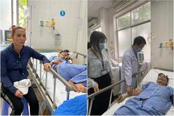 Tình trạng sức khỏe Thương Tín: 'Bệnh từ Tết, đi vệ sinh mất kiểm soát'