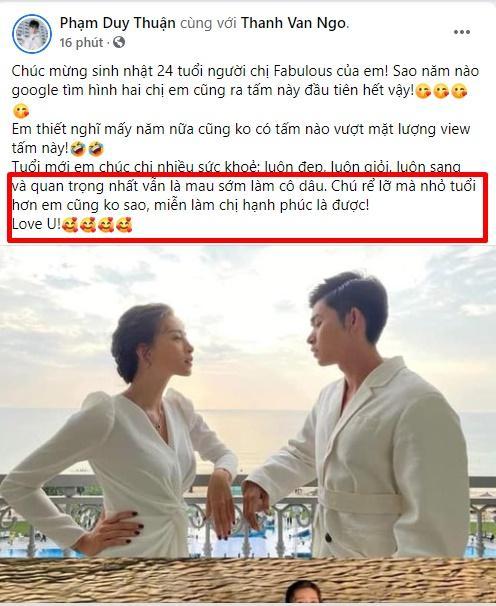 Jun Phạm buột miệng Ngô Thanh Vân sắp cưới tình trẻ?-1