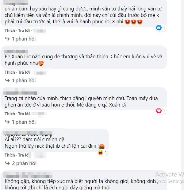 Bạn gái nóng bỏng của Đặng Văn Lâm bị nói ăn bám, mất nết-2